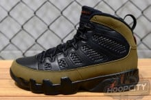 Air Jordan IX (9) 'Olive' – New Images