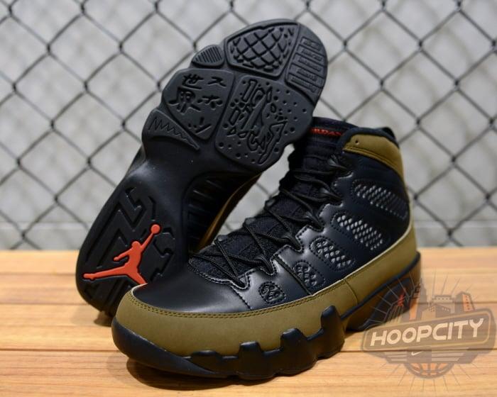 new styles 48ec0 4b328 Air Jordan IX (9)  Olive  - New Images