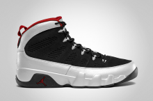 Air Jordan IX (9) 'Johnny Kilroy' – Official Images