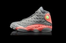 Air Jordan XIII (13) 'Black/Red' – New Images