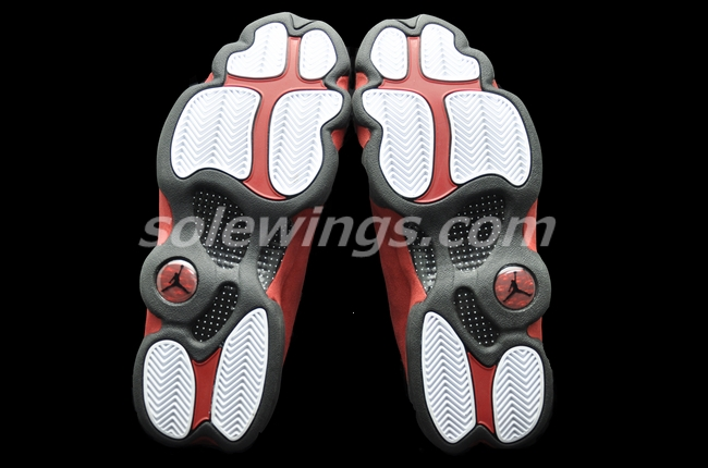 Air Jordan XIII (13) 'Black/Red' - New Images