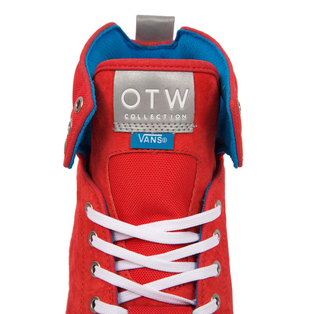 Chris Kong x Vans OTW Alomar