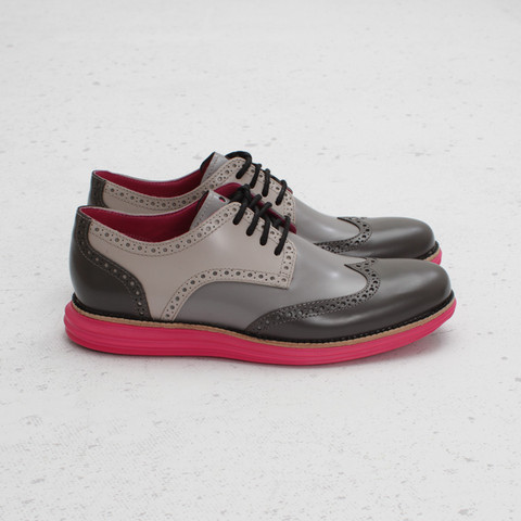 Cole Haan LunarGrand Wingtip Waterproof