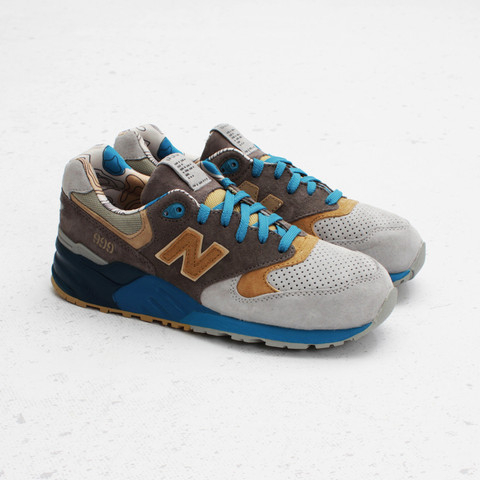 Concepts x New Balance 999 'SEAL' to Return This Weekend