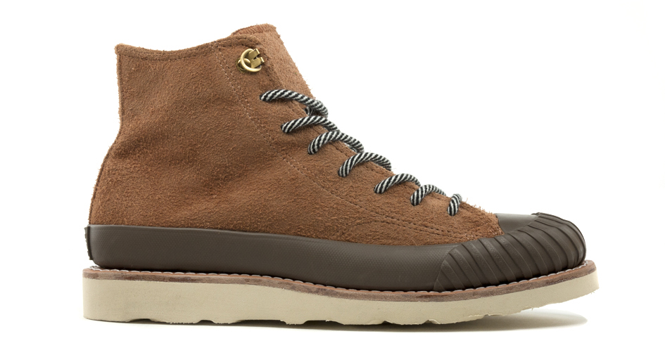 Converse First String Bosey Hi 'Maple'