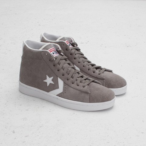 Converse Pro Leather Mid 'Phaeton Grey'