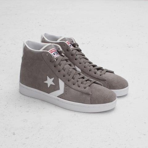 Converse Pro Leather Mid 'Phaeton Grey'