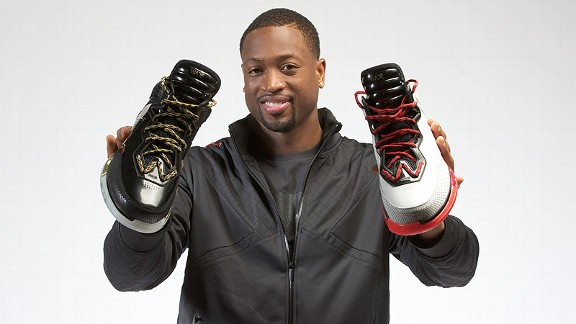 Dwyane Wade Reveals Two Special Editions of His New Li-Ning Signature