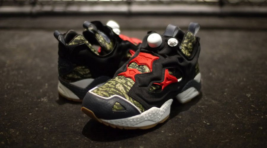 EXPANSION x mita x Reebok Insta Pump Fury