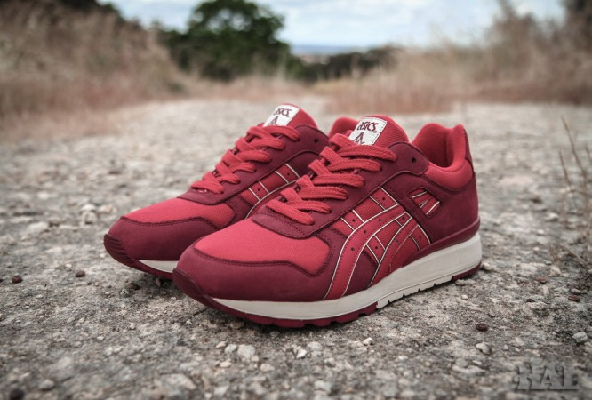 Highs and Lows x ASICS Bricks and Mortar Pack