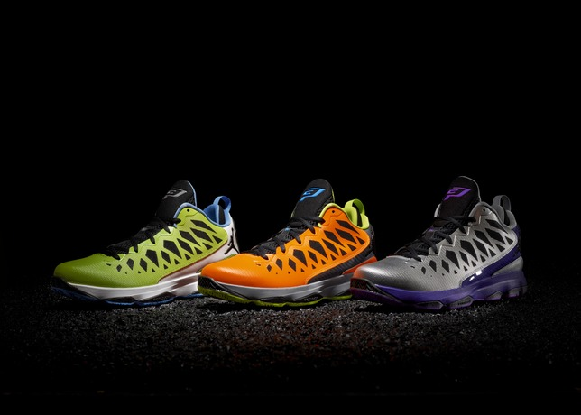 super popular a6ce4 55952 Introducing the Jordan CP3 VI Nitro Inspired Colorways durable service
