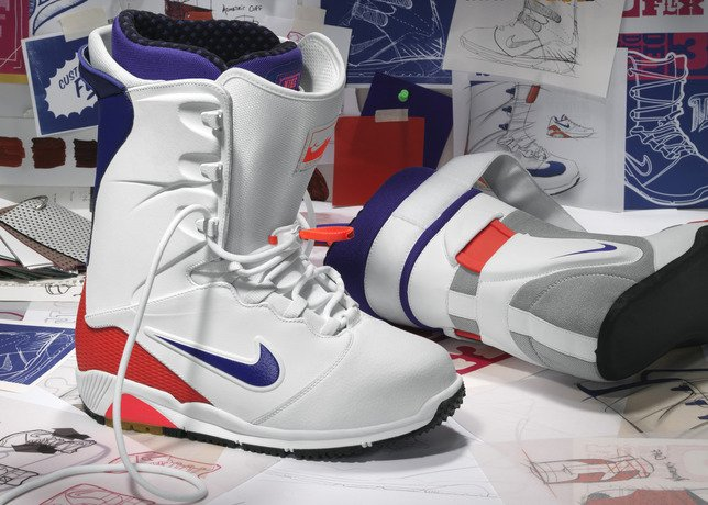 Introducing the Nike Snowboarding Zoom Ites Boot