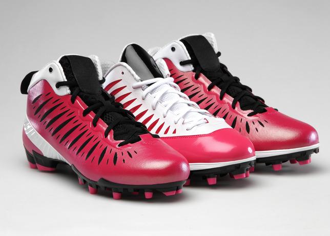Jordan Brand PE Breast Cancer Awareness Cleats