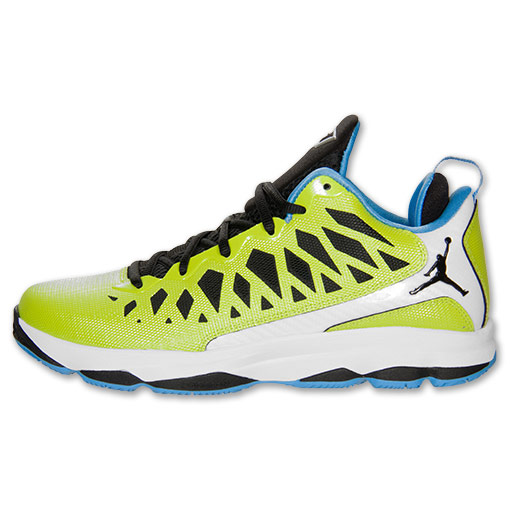Jordan CP3.VI Nitro 'Atomic Green/Black-White-University Blue'