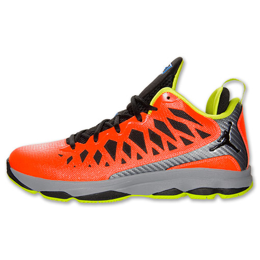 Jordan CP3.VI Nitro 'Total Orange/Black-Stealth-Atomic Green'