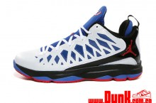 Jordan CP3.VI 'White/Sport Red-Black-Game Royal'
