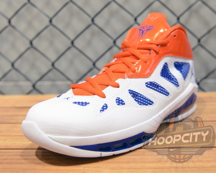 innovative design f0dc4 dd21a ... Jordan Melo M8 Advance Home - New Images ...