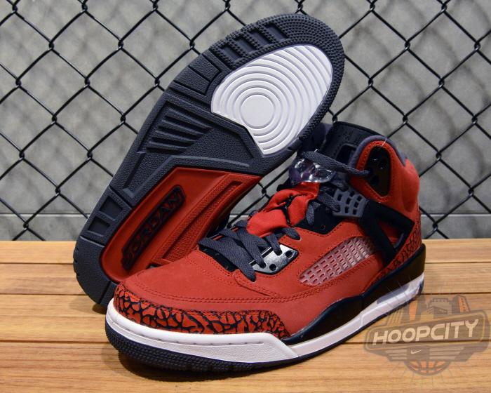 buy popular 4f781 34815 Jordan Spiz ike  Toro Bravo  - New Images. TAGS  Air Jordan · Jordan Spizike