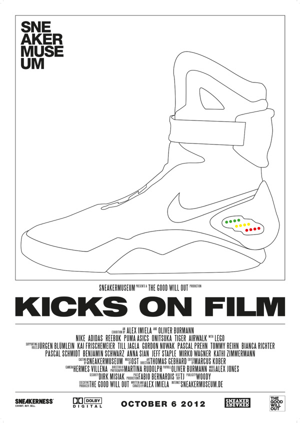 Kicks On Film - Sneakermuseum Opening
