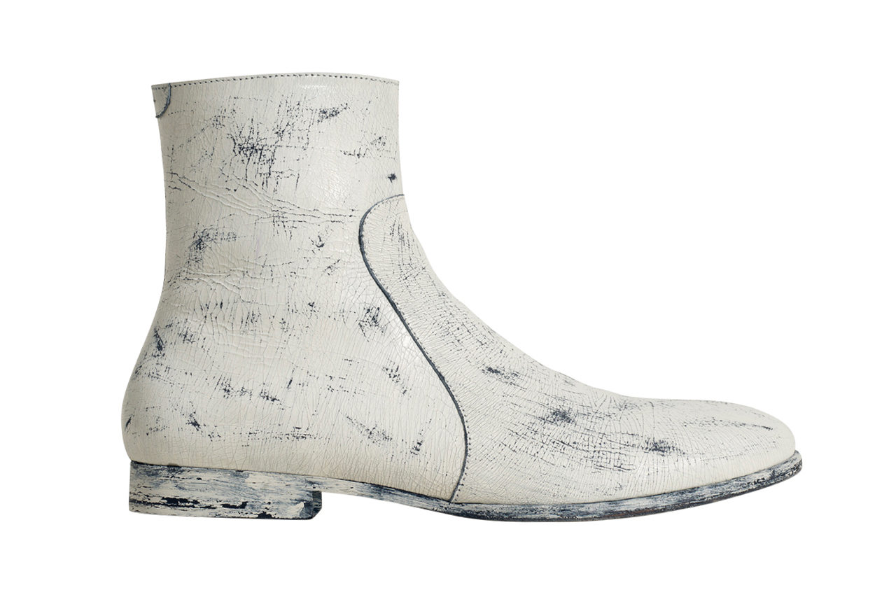 Maison Martin Margiela for H&M Fall/Winter 2012 Footwear Collection