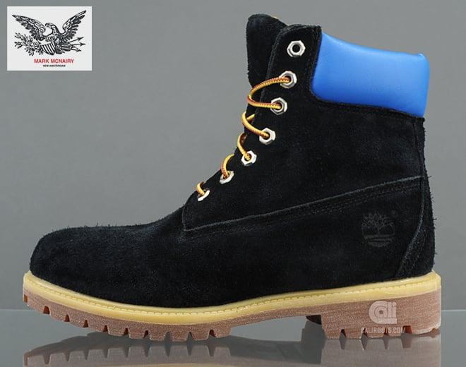Mark McNairy x Timberland 6-Inch Premium Boot 'Black'