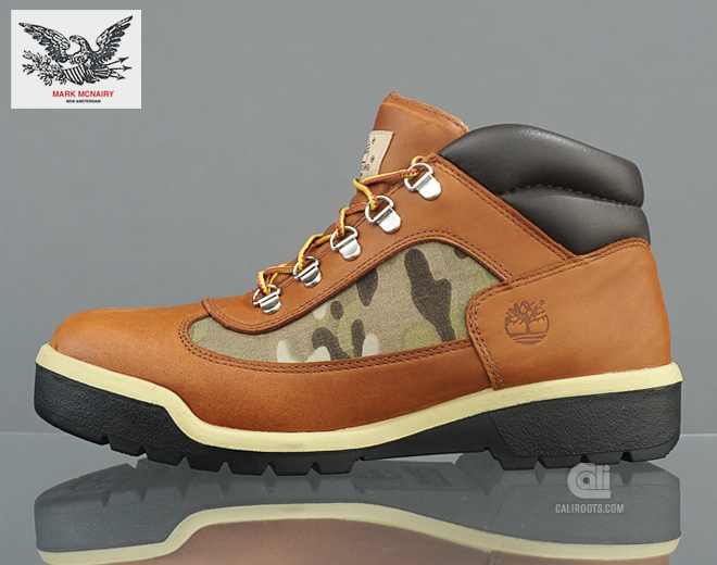 Mark McNairy x Timberland Field Boot