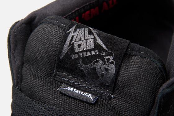 Metallica x Vans Half Cab 'Kill 'Em All' at Atlas