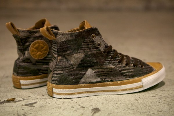 Missoni x Converse Chuck Taylor All Star Hi - Fall/Winter 2012