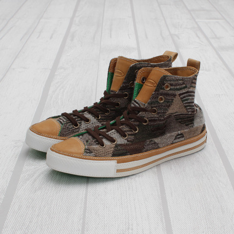 Missoni x Converse Chuck Taylor All Star Hi at Concepts