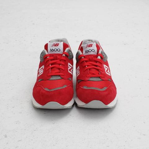 New Balance 1600 'Red/White-Grey'