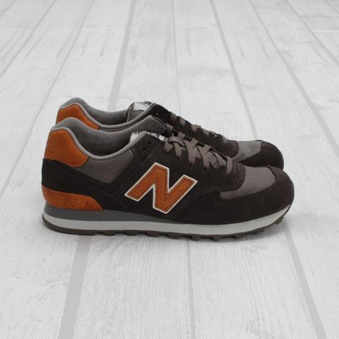 New Balance 574 'Brown/Orange'