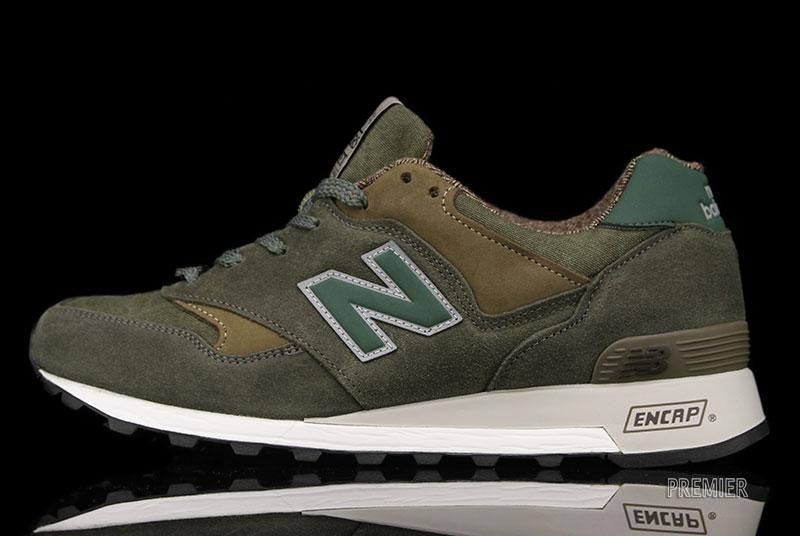 New Balance 577 Farmers Market 'Olive/Brown'