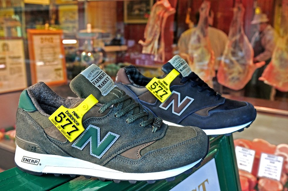 New Balance 577 Farmers Market Pack at size?
