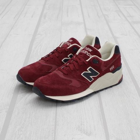 New Balance 999 'Maroon/Navy'