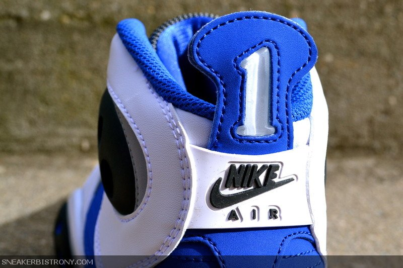 Nike Air Flight One 'White/White-Royal' at Sneaker Bistro