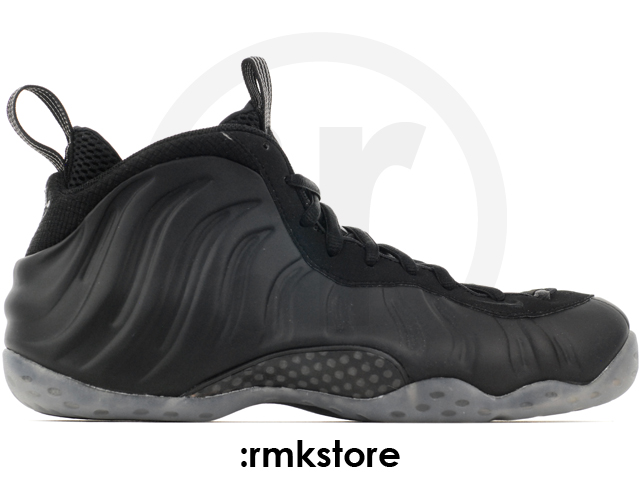 Nike Air Foamposite One Habanero Red Black T PANTHER ...