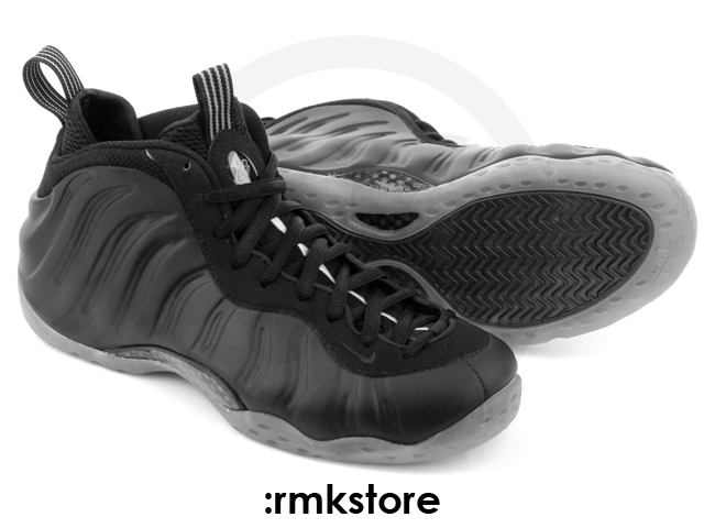 Nike Air Foamposite One 'Stealth' - Detailed Look