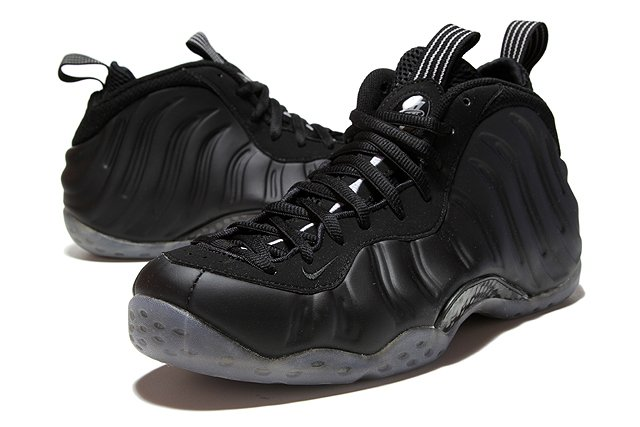 Nike Air Foamposite One 'Stealth' - New Images
