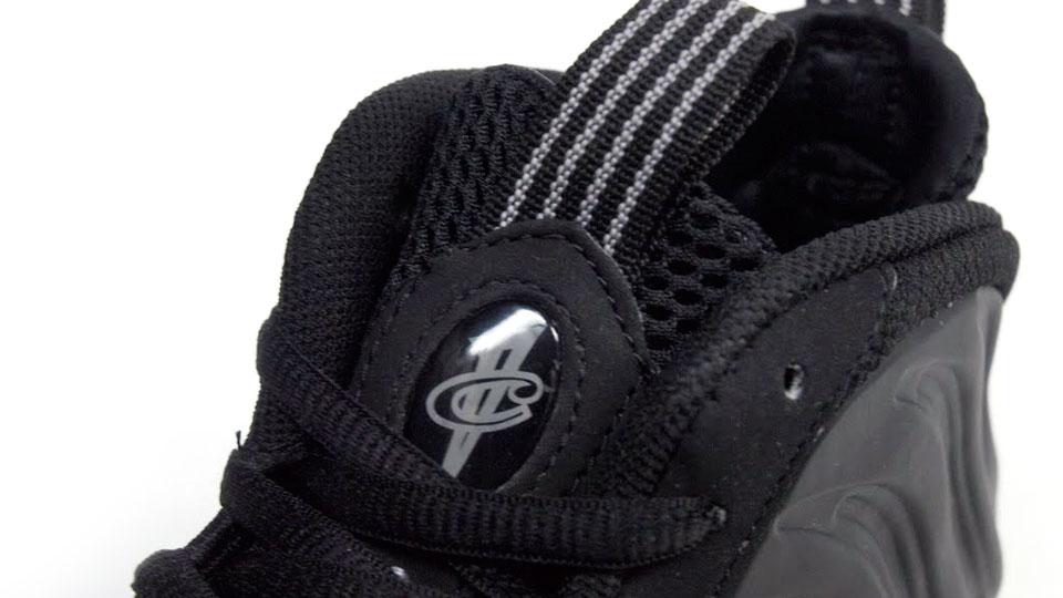 Nike Air Foamposite One 'Stealth' at mita