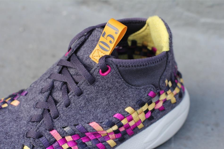 Nike Air Footscape Woven Chukka 'Gridiron'