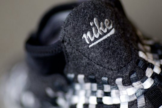 Nike Air Footscape Woven Chukka Wool 'Monochrome' - New Images