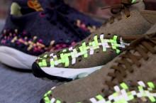 Nike Air Footscape Woven Chukka Wool at Kith NYC