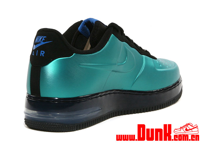 Nike Air Force 1 Foamposite Pro Low 'New Green' - New Images