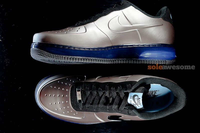 Nike Air Force 1 Foamposite Pro Low 'Pewter' - New Images