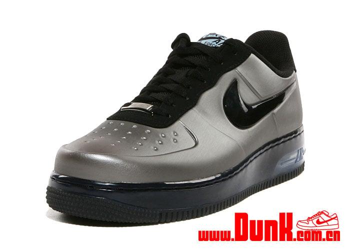 Nike Air Force 1 Foamposite Pro Low 'Pewter' - Release Date + Info