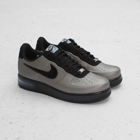 Nike Air Force 1 Foamposite Pro Low 'Pewter' at Concepts