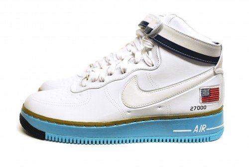 Nike Air Force 1 High VT 'Presidential' | SneakerFiles