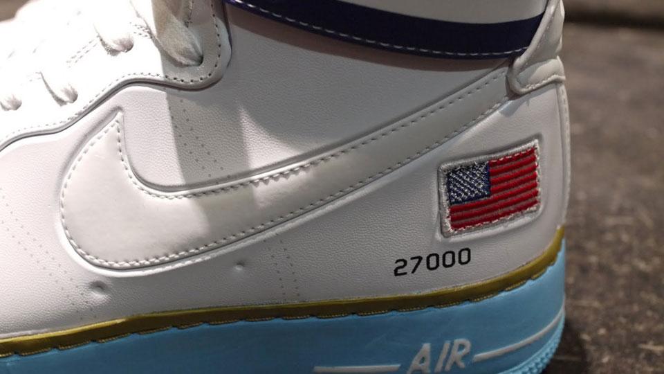 Nike Air Force 1 High VT 'Presidential'