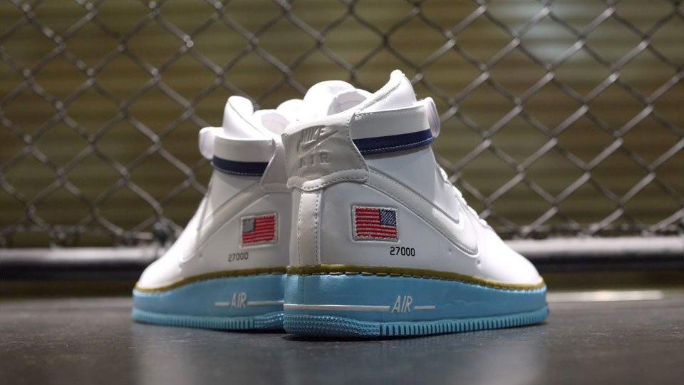 Nike Air Force 1 High VT 'Presidential'