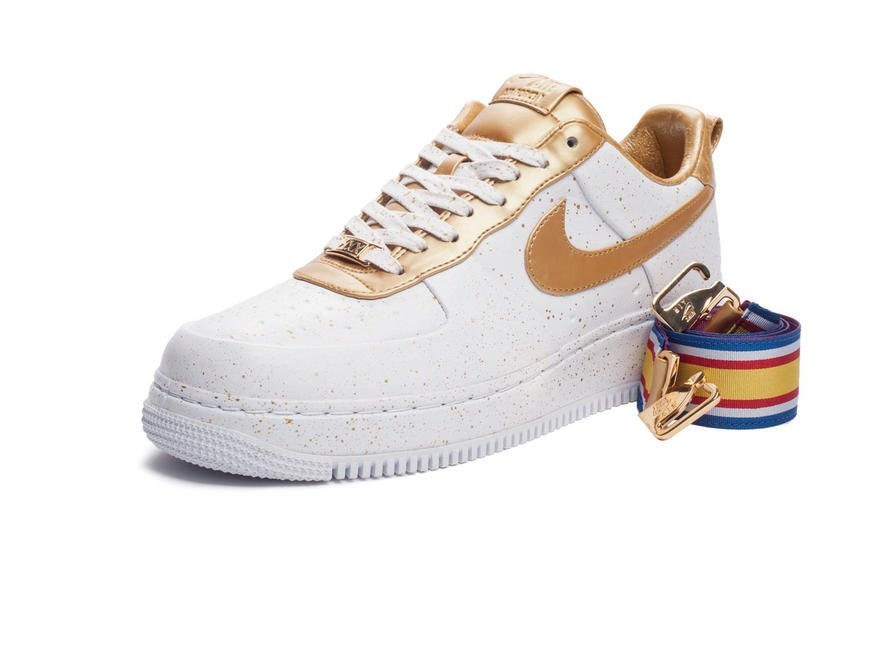 Nike Air Force 1 Low 'Gold Medal' Restock at Undefeated